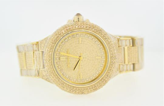 Michael Kors Camille Stainless Pave Crystal Glitz MK5720 Image 10