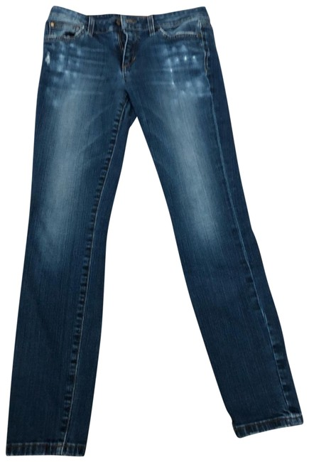 Item - Distressed Ankle Skinny Jeans Size 2 (XS, 26)