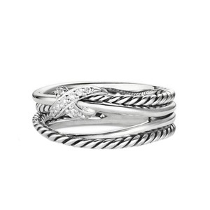 David Yurman Diamond X Crossover