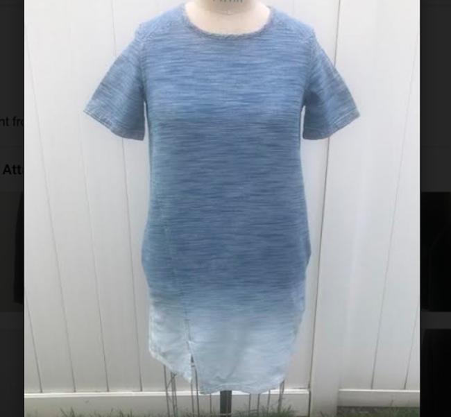 AllSaints short dress Blue on Tradesy Image 6