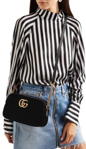 Gucci Gg Marmont Gg Marmont Small Gg Marmont Matelasse Marmont Cross Body Bag
