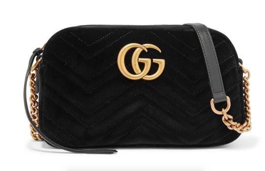 Gucci Gg Marmont Gg Marmont Small Gg Marmont Matelasse Marmont Cross Body Bag Image 1