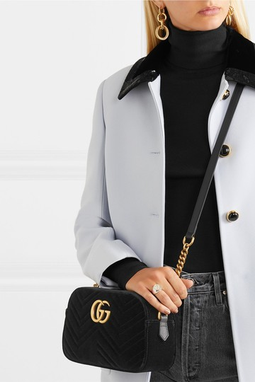 Gucci Gg Marmont Gg Marmont Small Gg Marmont Matelasse Marmont Cross Body Bag Image 3