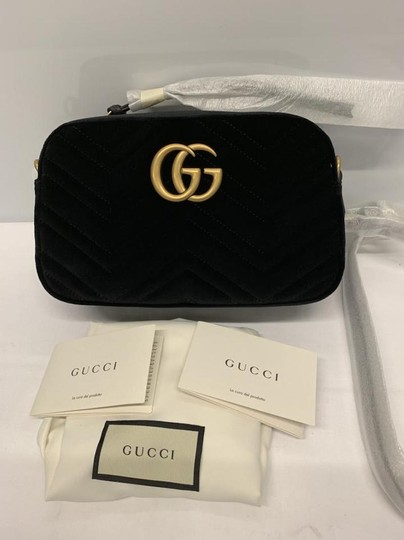 Gucci Gg Marmont Gg Marmont Small Gg Marmont Matelasse Marmont Cross Body Bag Image 5