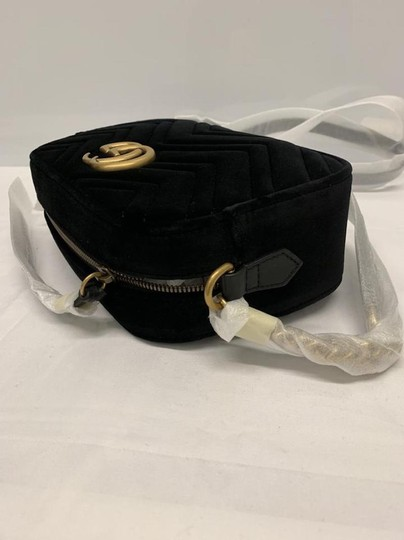 Gucci Gg Marmont Gg Marmont Small Gg Marmont Matelasse Marmont Cross Body Bag Image 8