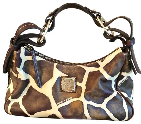 Preload https://img-static.tradesy.com/item/25838955/dooney-and-bourke-giraffe-print-ivory-tan-brown-leather-hobo-bag-0-1-540-540.jpg