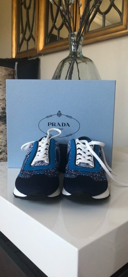 Prada Navy+Azzuro Athletic Image 1