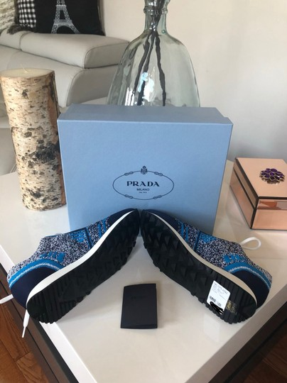 Prada Navy+Azzuro Athletic Image 2