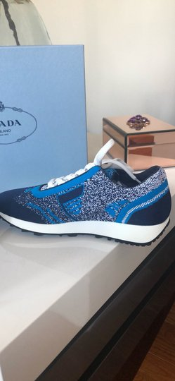 Prada Navy+Azzuro Athletic Image 6