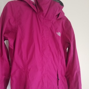 The North Face Pink/fuschia/ magenta Jacket