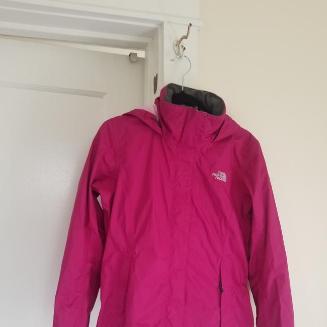 The North Face Pink/fuschia/ magenta Jacket Image 1