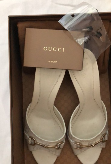 Gucci Ivory Formal Image 9