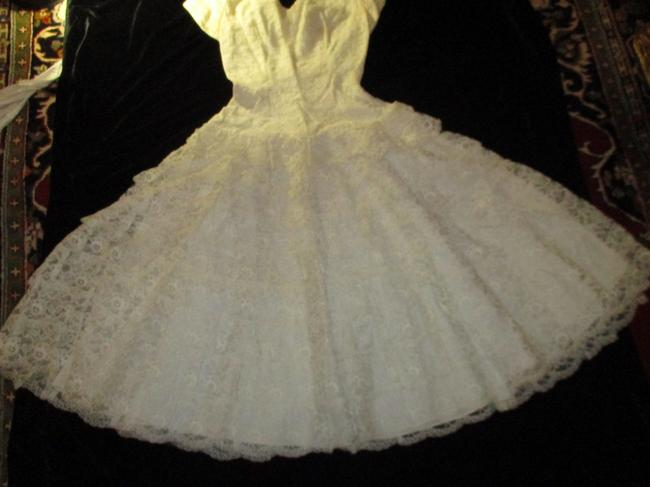 New DEB Frock Vintage Lace Tulle Oneam005 Dress Image 3