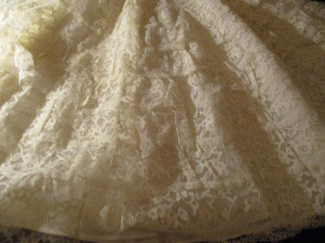 New DEB Frock Vintage Lace Tulle Oneam005 Dress Image 4