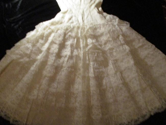 New DEB Frock Vintage Lace Tulle Oneam005 Dress Image 7