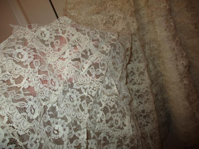 New DEB Frock Vintage Lace Tulle Oneam005 Dress Image 8