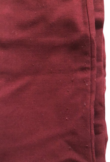 J.Crew Trouser Pants Burgundy Image 3