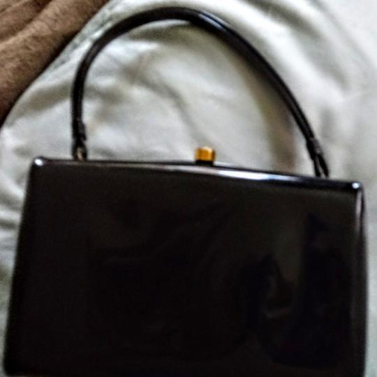 Preload https://item2.tradesy.com/images/coblentz-handbag-great-vintage-style-with-clean-interior-few-nearly-invisible-scuff-marks-black-pate-25839131-0-0.jpg?width=440&height=440
