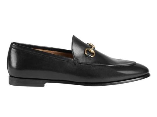 Preload https://img-static.tradesy.com/item/25839136/gucci-black-bm-women-s-jordaan-leather-loafers-75-flats-size-eu-375-approx-us-75-regular-m-b-0-0-540-540.jpg