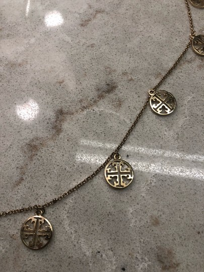 Tory Burch logo necklace Image 2