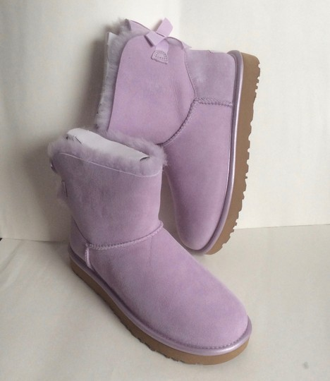 UGG Australia New With Tags New In Box LAVENDAR FOG Boots Image 1