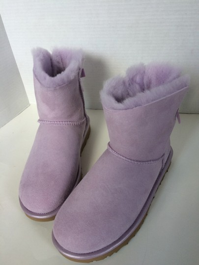 UGG Australia New With Tags New In Box LAVENDAR FOG Boots Image 2