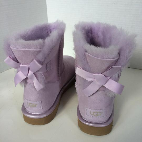 UGG Australia New With Tags New In Box LAVENDAR FOG Boots Image 3
