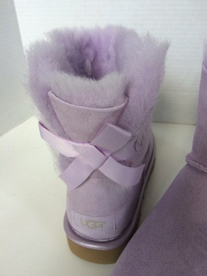 UGG Australia New With Tags New In Box LAVENDAR FOG Boots Image 4