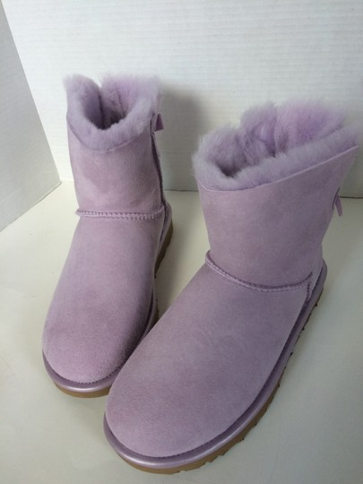 UGG Australia New With Tags New In Box LAVENDAR FOG Boots Image 6
