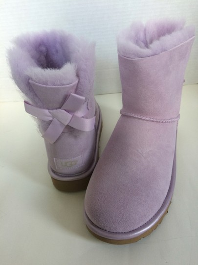 UGG Australia New With Tags New In Box LAVENDAR FOG Boots Image 7
