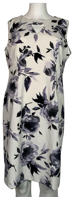 Preload https://img-static.tradesy.com/item/25839340/kasper-multicolor-floral-print-cut-out-sheath-new-mid-length-cocktail-dress-size-22-plus-2x-0-1-650-650.jpg