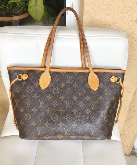 Louis Vuitton Neverfull Monogram Tote Image 1