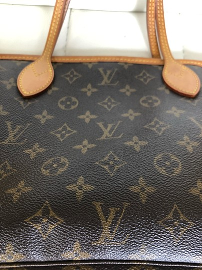 Louis Vuitton Neverfull Monogram Tote Image 11