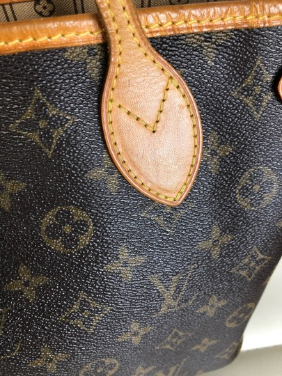 Louis Vuitton Neverfull Monogram Tote Image 3