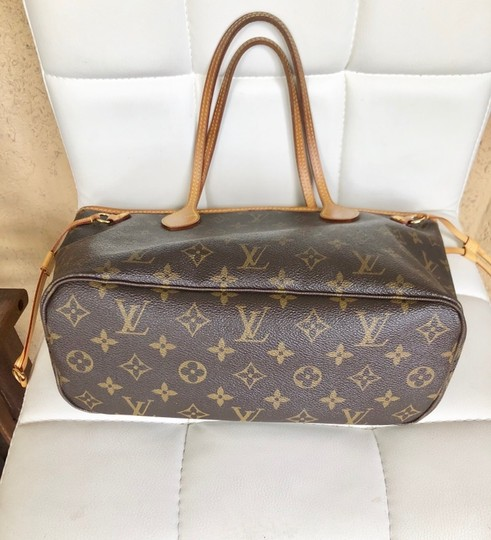 Louis Vuitton Neverfull Monogram Tote Image 4