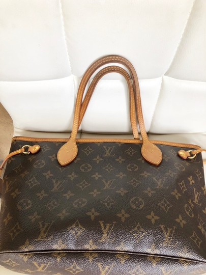 Louis Vuitton Neverfull Monogram Tote Image 5