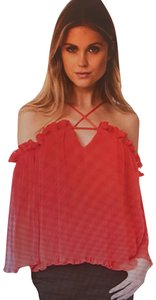 alice McCALL Top red