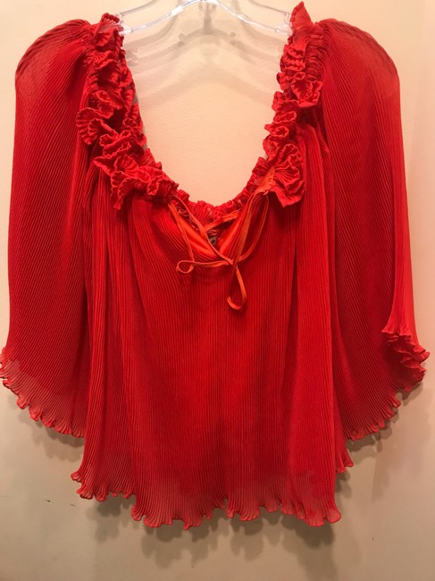 alice McCALL Top red Image 1