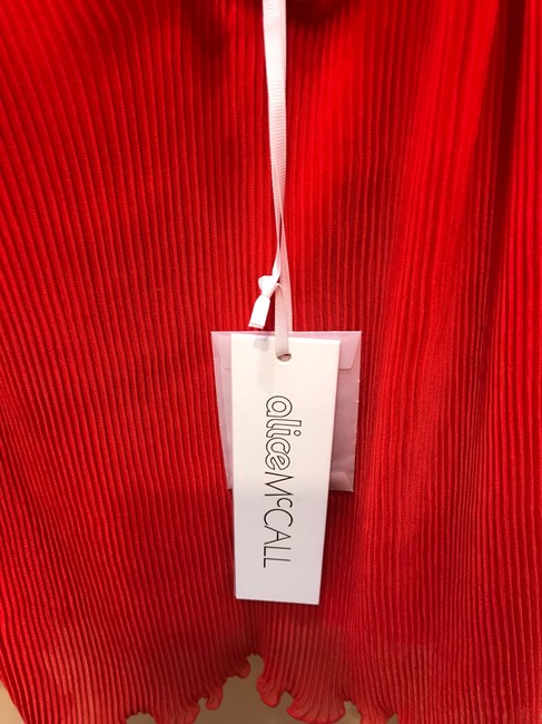 alice McCALL Top red Image 2