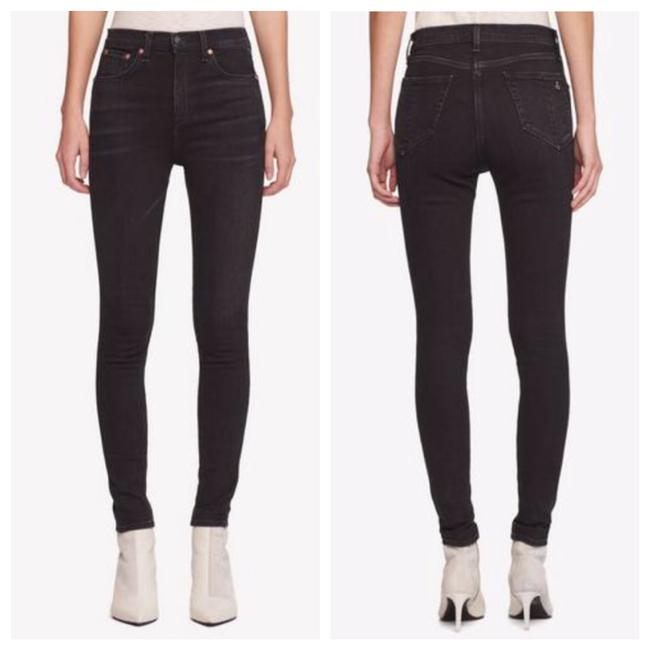 Preload https://img-static.tradesy.com/item/25839456/rag-and-bone-black-vintage-high-rise-skinny-jeans-size-4-s-27-0-0-650-650.jpg