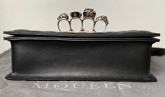 Alexander McQueen Jeweled Skull Duster Cross Body Bag Image 6