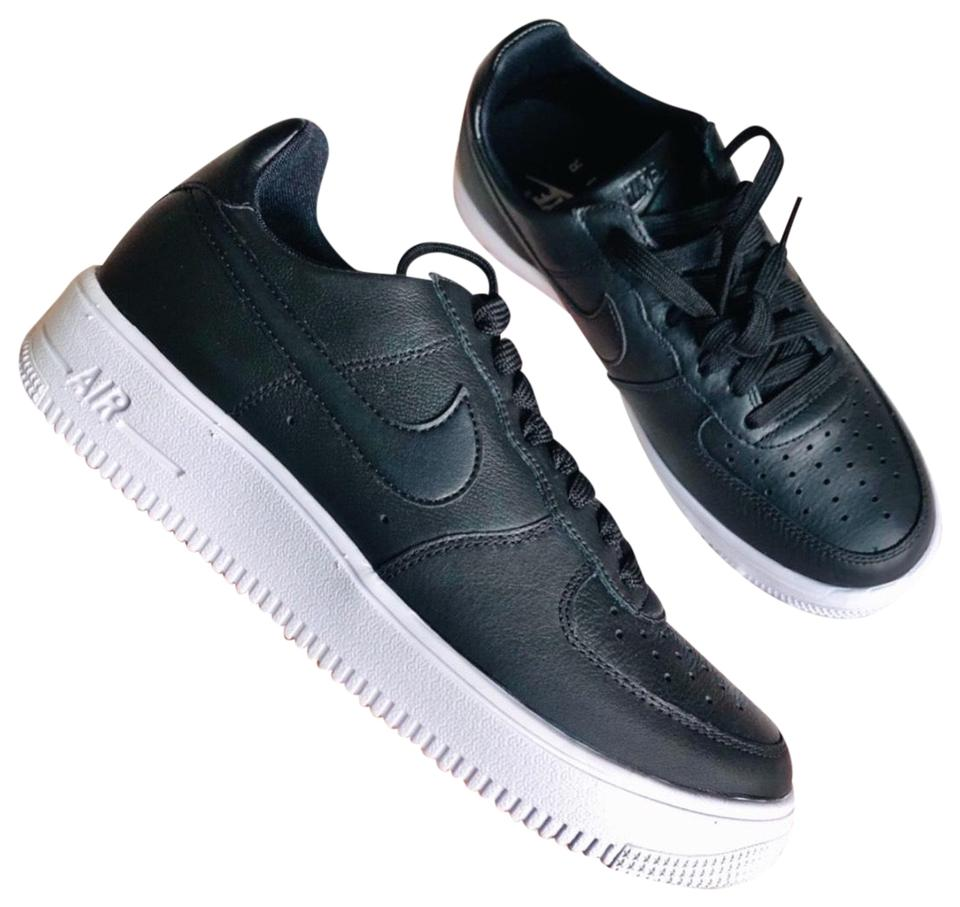 finest selection 6d09d 93850 Nike Air Force One Low Black Sneakers Size US 8.5 Regular (M, B) 19% off  retail