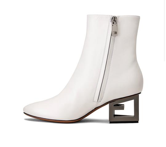 Givenchy White Boots Image 2