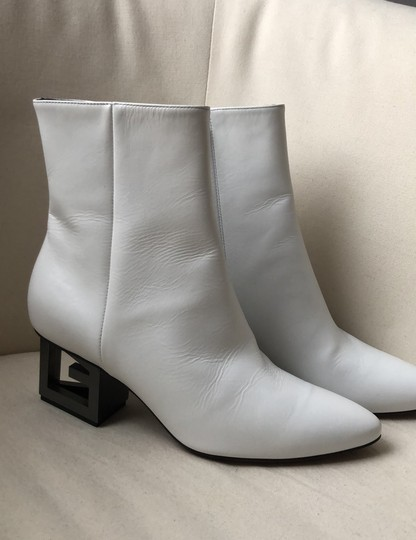 Givenchy White Boots Image 3