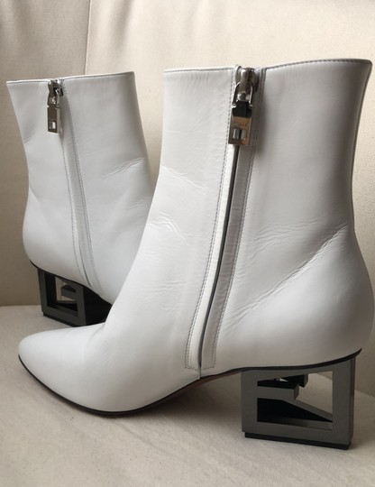 Givenchy White Boots Image 4
