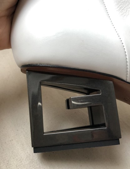 Givenchy White Boots Image 5