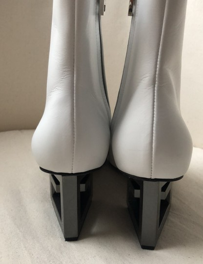 Givenchy White Boots Image 7