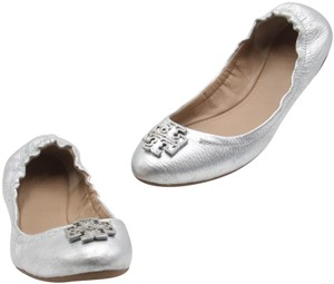 Tory Burch Office Working Moms In The Business Casual Professionals Silver Flats