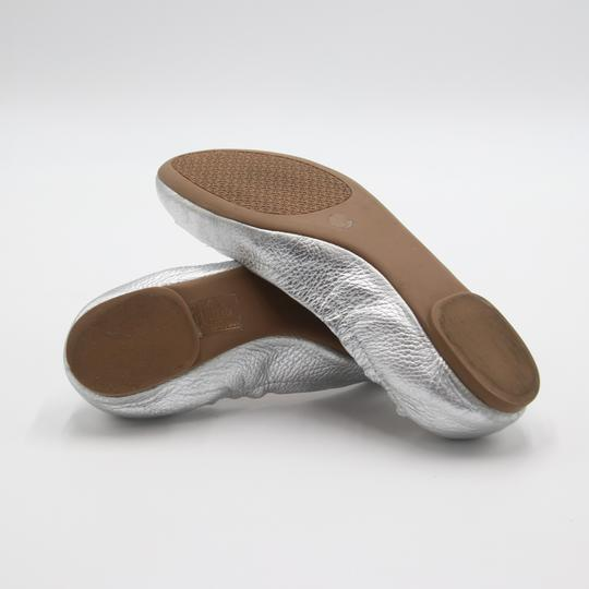 Tory Burch Office Working Moms In The Business Casual Professionals Silver Flats Image 9