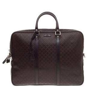 Gucci Briefcase Breifcase Diamante Laptop Bag